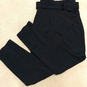 Bailey44 high rise Pants with belt